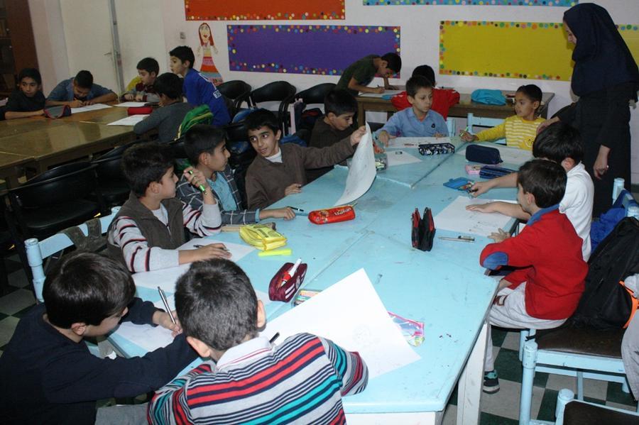 گرامیداشت روز دانشآموز در مراکز فرهنگی و هنری کانون استان قزوین