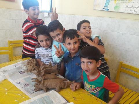 طرح کانون مدرسه در مراکز کانون استان همدان