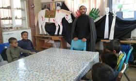 بزرگداشت شهیدان کربلا در مراکز فرهنگی هنری سیستان و بلوچستان در آستانهی اربعین