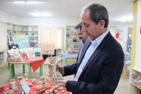 بازدید مدیر کل کانون تهران از مراکز شماره ۲۰ و ۲۵