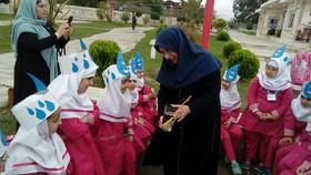 طرح کانون ومدرسه در مراکز فرهنگی و هنری کانون  مازندران