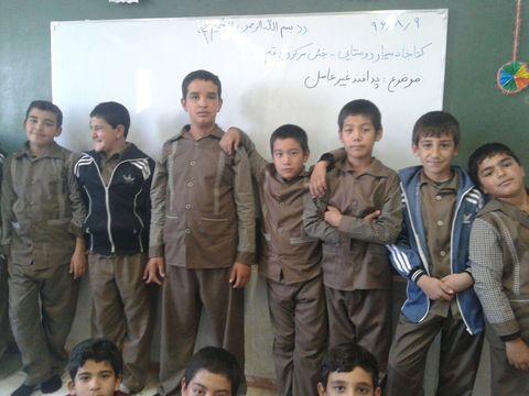 هفتهی پدافند غیر عامل در مرکز سیار روستایی بخش مرکزی استان  قم