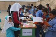 هفته كتاب در كتابخانه سيار روستايي زيركوه