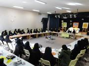 نشست تخصصی اعضا و مربیان کانون اصفهان با کلرژوبرت