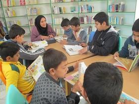 مرکز حسن آباد یاسوکند در هفته کتاب و کتابخوانی