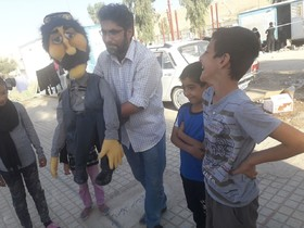 تغییر روحیه کودکان زلزلهزده با فعالیتهای فرهنگی ضروری است
