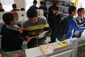 هفته کتاب و کتابخوانی در مراکز کانون به روایت تصویر