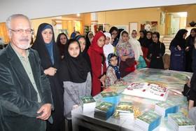گزارش تصویری جشن کتاب با حضور عباس جهانگیریان در شیراز