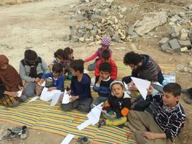 اهدای 30 هزار بستهی فرهنگی به دانشآموزان زلزلهزدهی کرمانشاه