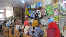 هفته کتاب و کتابخوانی در مراکز کردستان