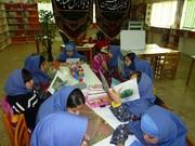 هفته کتاب در مرکز تایباد