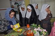 جشن امضا کتاب های طیبه شامانی در کرج