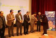 آیین تجلیل از برگزیدگان مسابقه کتابخوانی کانون استان گیلان