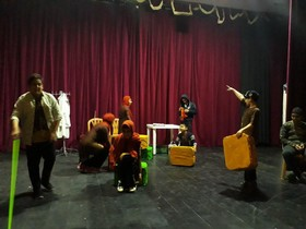 درخشش «بچههای زمین سلام» در جشنواره تئاتر کاسپین