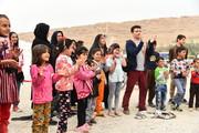 عموهای فیتیلهای در مناطق زلزلهزده سرپل ذهاب کرمانشاه