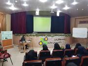دومین روز برگزاری  پودمان آموزشی «فعالیت پژوهش اعضا» ویژه ی مربی امور فرهنگی مراکز کانون  استان خوزستان در مجتمع اهواز