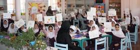 هفته کتاب و شور مهربانی در مرکز شماره ۱ کانون قزوین