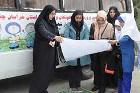 ترویج دانایی درجای جای ایران، هنر کتابخانههای سیار است
