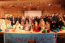 برترینهای جشنواره منطقهای قصهگویی تبریز شناخته شدند