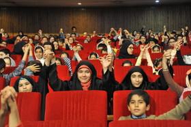 جشن تجلیل از کتابخوانان برتر مراکز کانون استان تهران