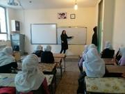 اجرای طرح «کانون مدرسه» در مناطق زلزلهزده کرمانشاه