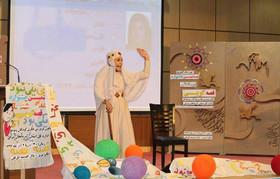 مربی کانون گیلان برگزیده جشنواره قصهگویی منطقهای تبریز شد