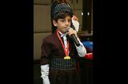 جایزه مسابقه نقاشی جهانی اوکراین به کودکان زلزلهزده