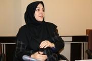ملیحه باقری در شورای فرهنگی شهرکرد