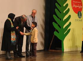 موفقیت اعضای کانون قشم در جشنواره سپیدار