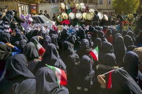 ویژهبرنامههای هفتهی وحدت در مناطق زلزلهزدهی کرمانشاه