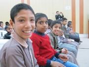 برگزاري جشن «مهر امين» در كانون بشرويه