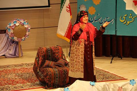 نیوشستان در قاب تصویر 2؛جشنواره قصهگویی حوزهی پنج در سمنان
