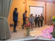 برگزاري جشن «ميلاد نور» در كانون فردوس