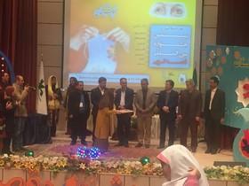 برگزیده جشنواره منطقه ای قصه گویی
