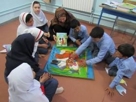 دنیایی از شادی و نشاط هدیه مراکز فرهنگیهنری کانون گلستان به کودکان بانیازهای ویژه