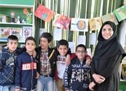 خوش درخشی مربی کانون استان قزوین در جشنواره کشوری داستان نویسی بانه