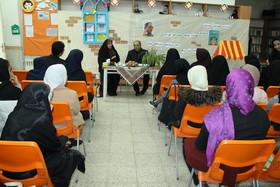 برگزاری جلسه نقد و بررسی رمان «فصل پنجم: سکوت» با حضور محمد رضا بایرامی در کانون پرورش فکری کودکان و نوجوانان مریانج