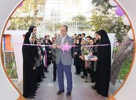 گشایش دوباره کتابخانه شماره ۲ کانون تهران