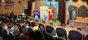 بچههای اقبالیه«ماهی رنگین کمان» را تماشا کردند