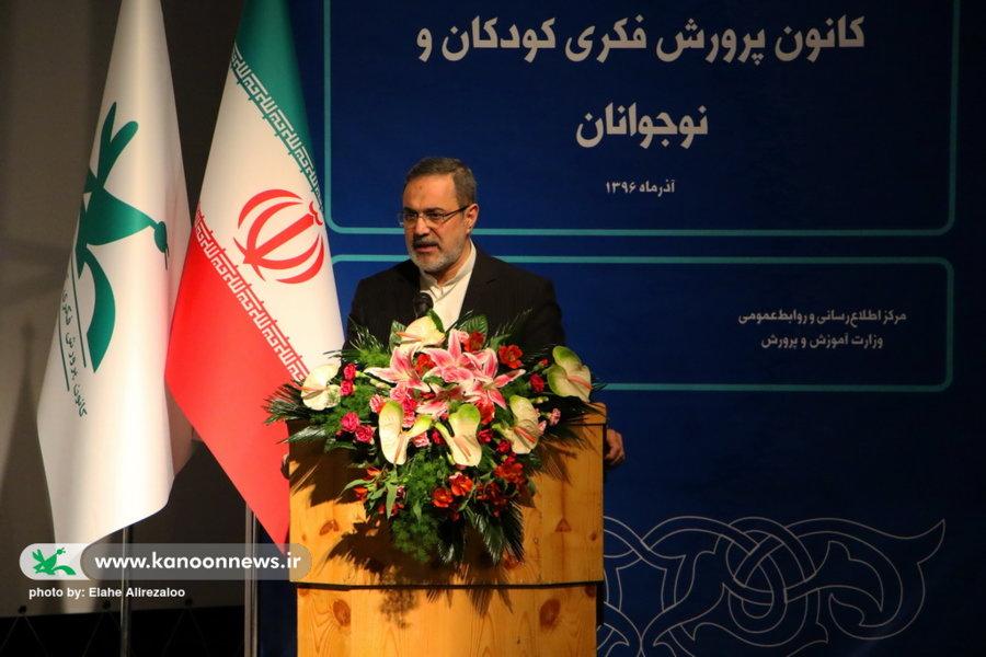 کانون شریک مدرسه و محیط دوم یادگیری دانشآموزان ایرانی است