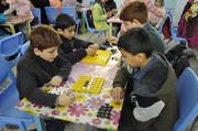 اولین جشنواره بازی های فکری کودکان و نوجوانان کانون استان اردبیل