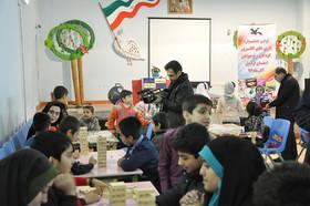 اولین جشنواره بازیهای فکری در کانون پرورش فکری اردبیل برگزار شد