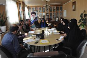 برگزاری یازدهمین جلسهی شورای فرهنگی کانون استان اردبیل