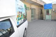 افتتاح دهمين كتابخانه سيار روستايي كانون خراسان جنوبي در شهرستان قاينات