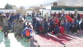 جشن شب یلدا در روستای پاپی خالدار خرم آباد استان لرستان