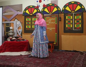 جشن شب یلدا در مراکز کانون استان قزوین