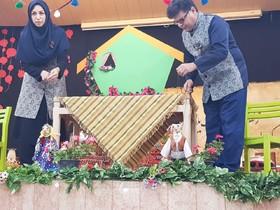 جشن شب یلدا در مراکز کانون استان خوزستان
