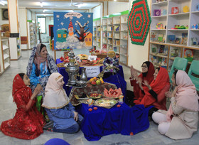 جشن شب یلدا در مراکز کانون استان گیلان