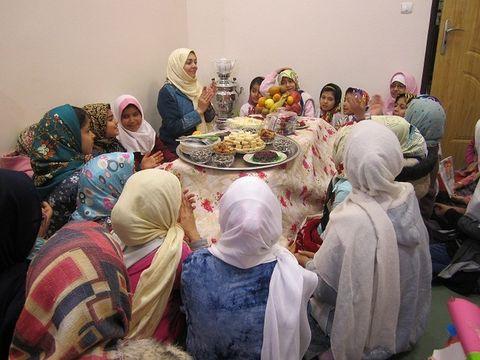 جشن یلدا در مراکز کانون خراسان رضوی