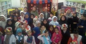 جشن یلدا مرکز شماره 6 کانون تهران